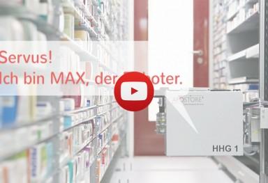 Max, der Videostar