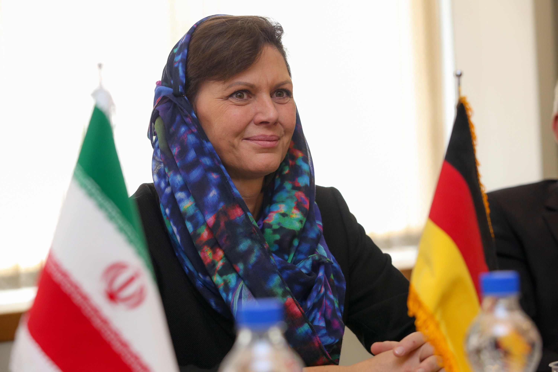 Fotoproduktion im Iran