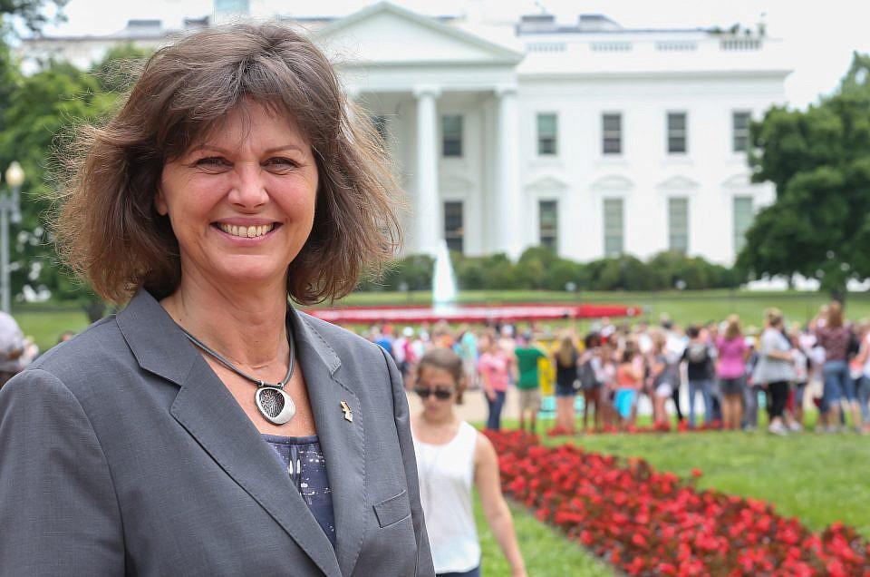 USA-Reise mit Ilse Aigner