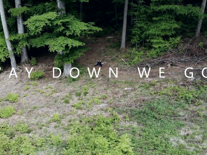 Way down cover (Video)